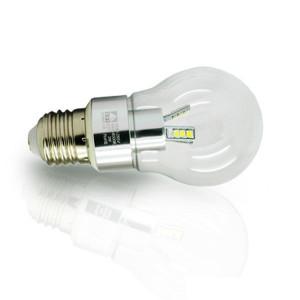 LED-Birne Klarglas E27