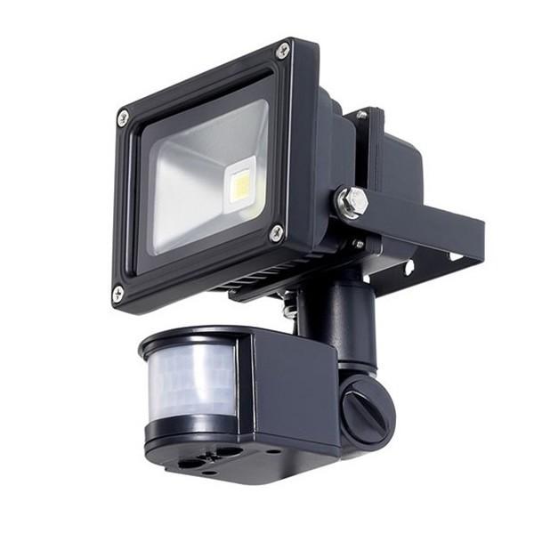 30W LED-Fluter mit Bewegungsmelder