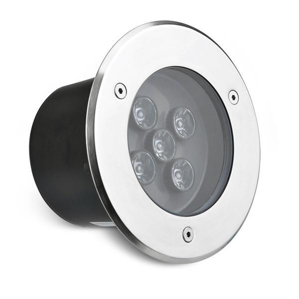 LED-Bodeneinbaustrahler 5W